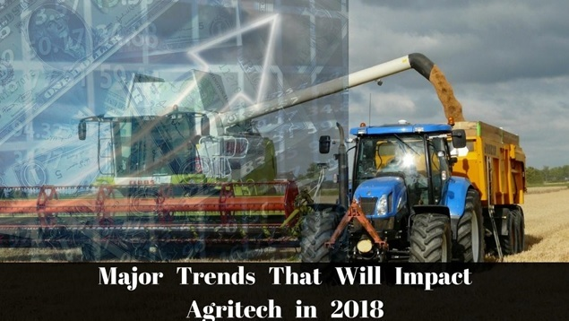 Major Trends that will impact Agritrends in 2018