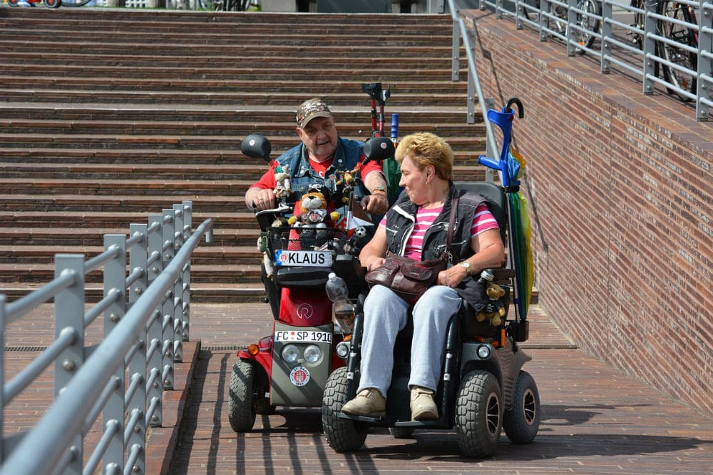 History Of Powered Wheelchairs - 99insights