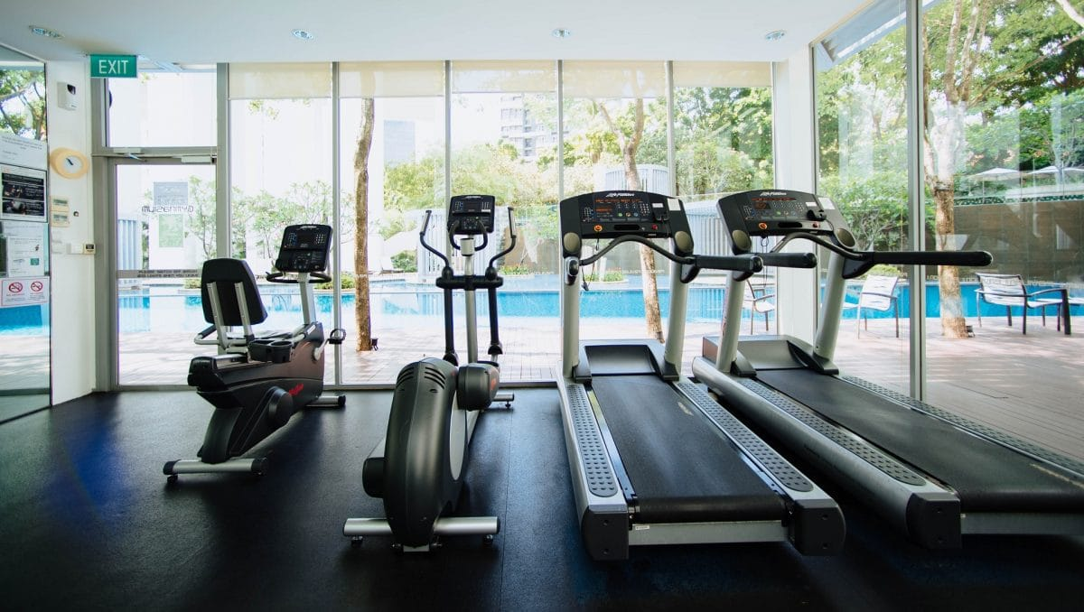 gyms that have personal trainers