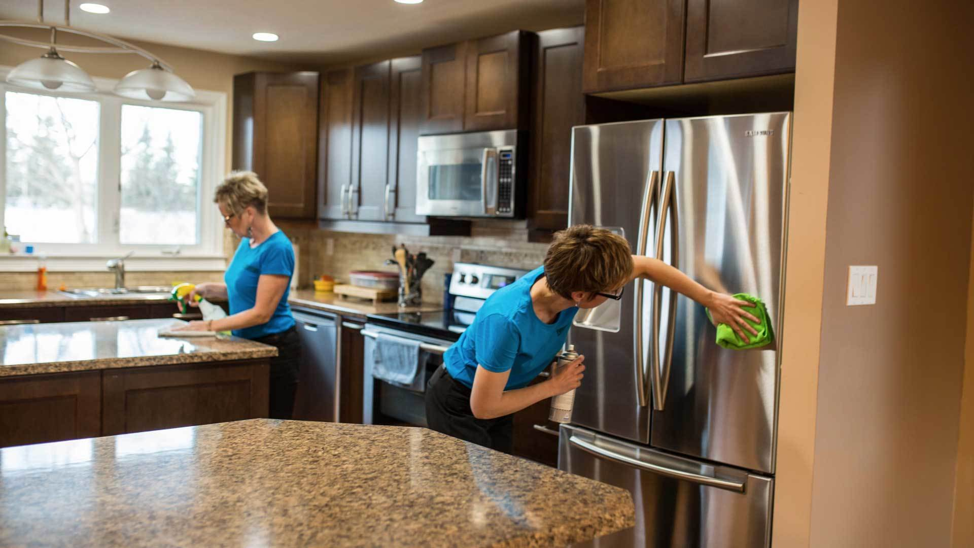 Hiring-Residential-Cleaning-Services-on-99Insight