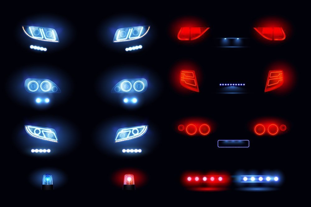 Car Tail Lights >> Car Tail Lights When It Was A Style Statement 99 Insight